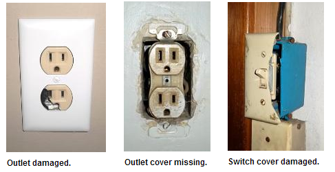 Truth in Housing electrical defects